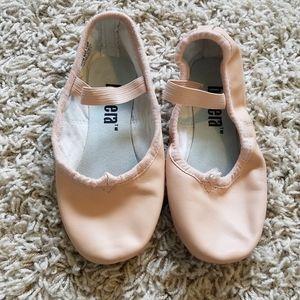 BALERA ballet slippers